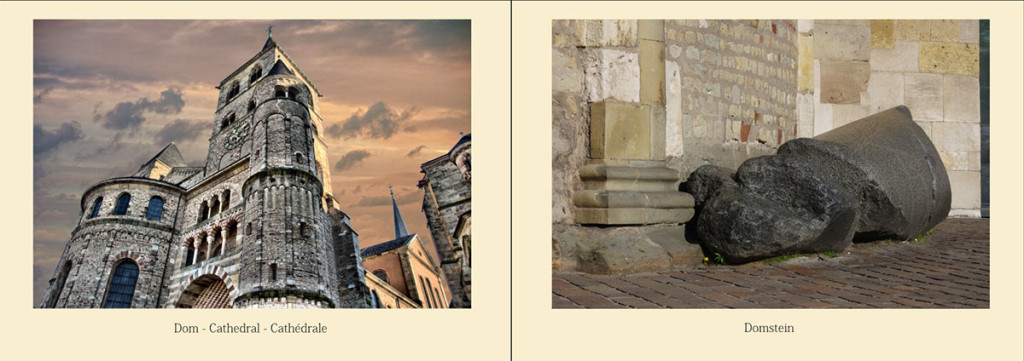 Kleiner Trier Bildband