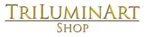 Triluminart Shop Schriftzug500b